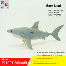 Hot toys Baby Shark Simulation model Marine Animals Sea Animal kids gift educational props (Rhincodon typus)