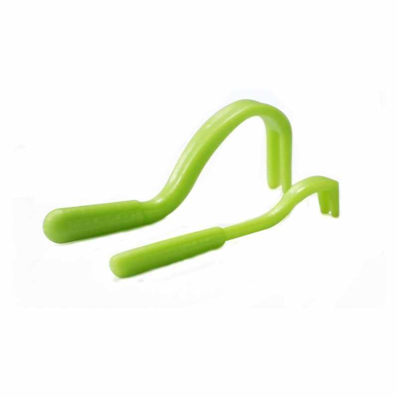 2 zestaw/partia zaznaczyć Twister Remover narzędzie do konia kot pies zwierzę domowe pchli targ hak Drop Shipping