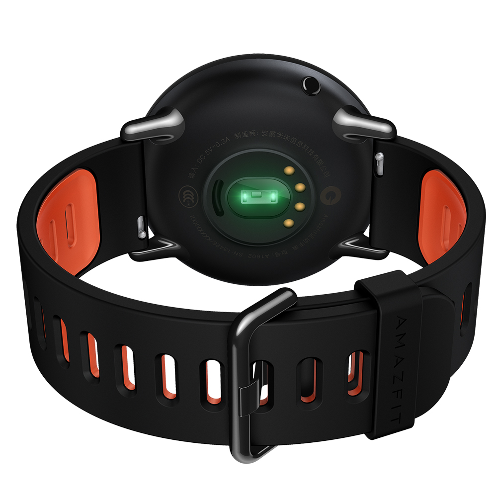 HUAMI AMAZFIT PACE SMART WATCH GPS SMARTWATCH WEARABLE DEVICES SMART WATCHES ELECTRONICS FOR XIAOMI PHONE IOS 2