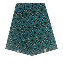 100% cotton African wax fabric,New kitenge fabric batik print 6 yards YBGHL-357
