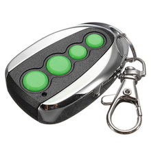 4 Button Remote Key Garage Gate Car Alarm Control Pocket For Merlin M842 M844(China)