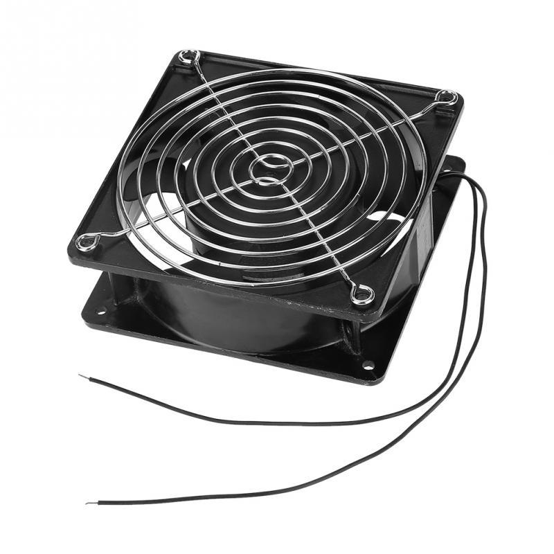 Portable Incubator Cooling Fan Air Ventilation Small Hatchery