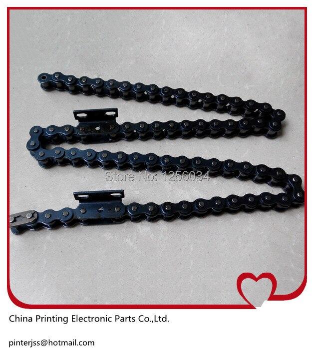 2 pieces chain for Heidelberg gto52, gto52 chain