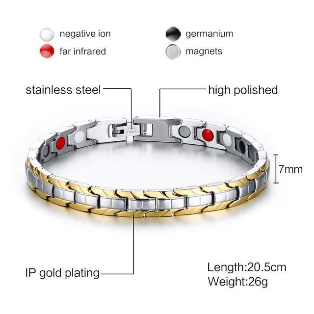 Meaeguet 7mm Wide Magnetic...
