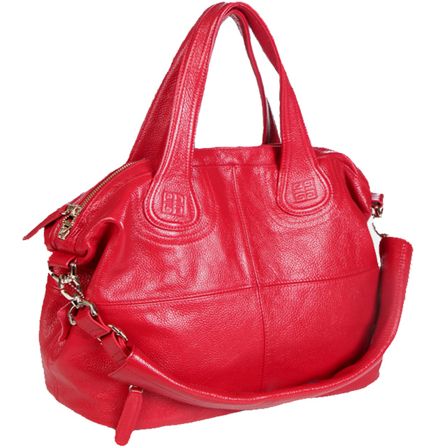 2016 Fashion 100% Real Genuine Leather Bag Women Handbags Cowhide Tassel Bag Portable Women Messenger Bag Brand Vintage Handbag