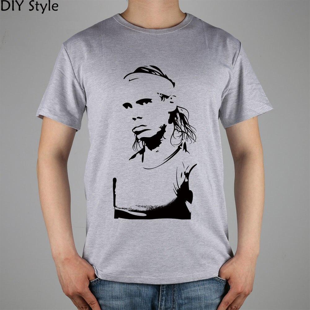 RAFAEL NADAL STRONG MAN short sleeve T-shirt Top Lycra Cotton Men T shirt New DIY Style