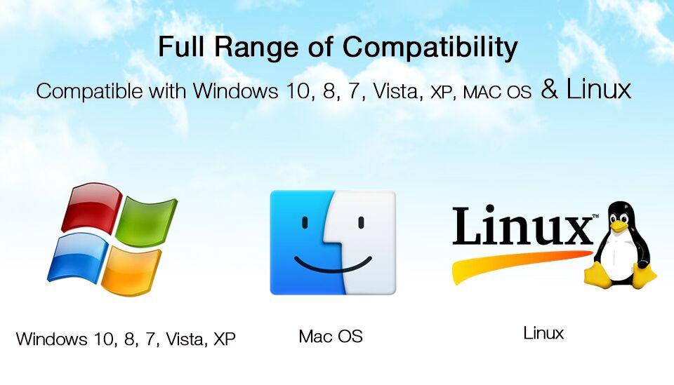 August LP320B Wireless Presenter for Window MAC Linux (2)