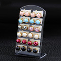 12 Pairs Mixed Imitation Pearls Set Earrings Fashion Jewelry Stud For Women 2019