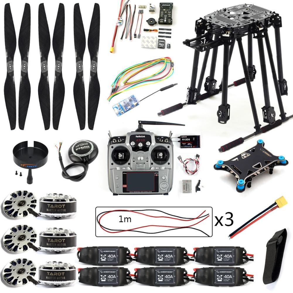 DIY Kit PIX4 полета Управление ZD850 кадров Комплект M8N gps удаленного Управление радиотелеметрии ESC Моторные Винты RC 6 мост Drone F19833 D