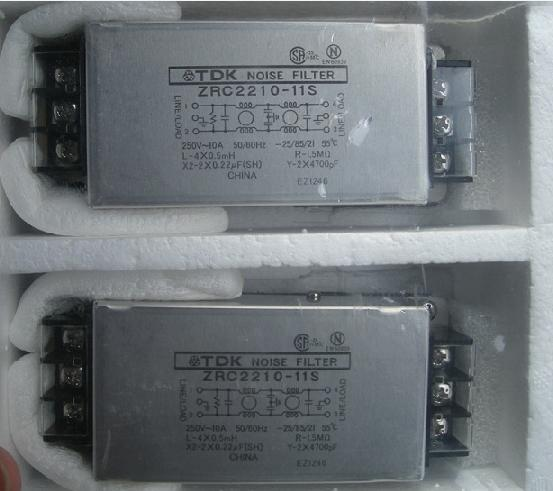 Imported TDK-LAMBDA power filter anti- interference filter ZRC2206-11S-A 6A 250V