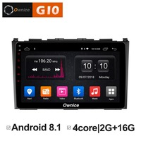 Ownice C500+ G10 Octa 8 Core Car DVD GPS android 8.1 32GB for Honda CRV 2006 2007 2008 2009 2010 2011 Video radio Support 4G LTE