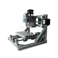 Mini CNC 1610 500mw Laser CNC Engraving Machine Pcb Milling Machine Diy Mini Cnc Router