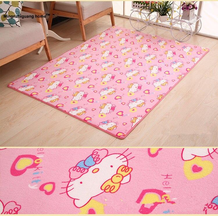 1 PC 100x160 cm tapis pour salon Shaggy ivoire laine tapis anti-dérapant tapis de sol chambre tapis doux tapis enfants chambre OU 106
