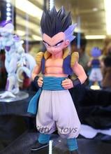BANPRESTO MSP Dragon Ball Z Gotenks Figur Super Saiyan Gotenks spielzeug 19 CM Dragon Ball Master Sterne Piece GOTENKS Puppe Figuras DBZ