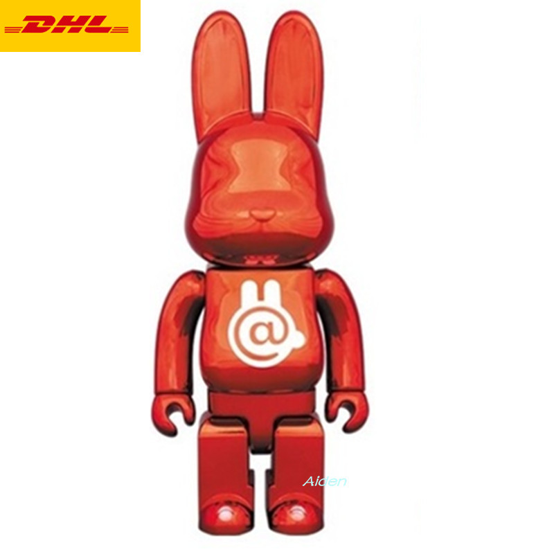 11 Bearbrick Gloomy BB Kaws Be@rbrick 400% BRIAN Original Fake Red Rabbit PVC Action Figure Collectible Model Toy BOX 28CM Z79111 Bearbrick Gloomy BB Kaws Be@rbrick 400% BRIAN Original Fake Red Rabbit PVC Action Figure Collectible Model Toy BOX 28CM Z791