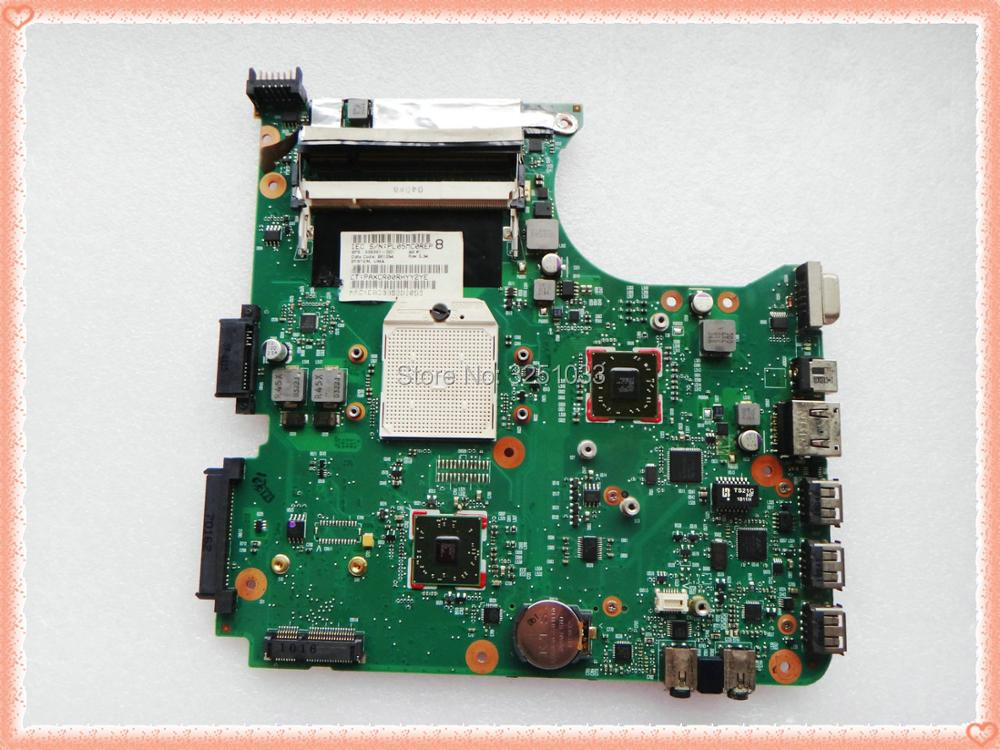 Para HP CQ515 para Compaq 615 Notebook 538391-001 laptop motherboard CQ615 Notebook 100% completo probado OK