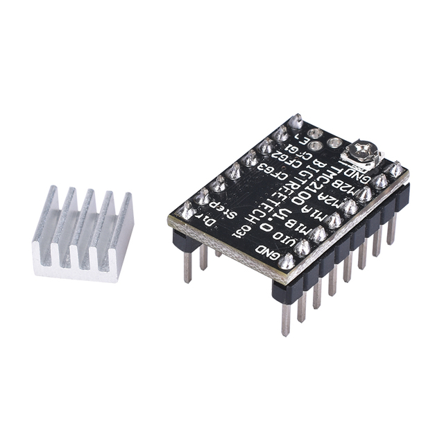 BIGTREETECH  StepStick MKS TMC2100 stepper motor driver ultra-silent excellent stability and protection superior performance