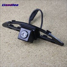 Liandlee Anti Collision Laser Lights For Honda City 2012~2014 Car Prevent Mist Fog Lamps Anti Haze Warning Rear Light liandlee anti collision laser lights for honda city 2012 2014 car prevent mist fog lamps anti haze warning rear light