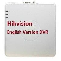 HIKVISION English Version DS 7104HGHI F1 DS 7108HGHI F1 CCTV DVR for Analog/HDTVI/AHD 720P Camera 1SATA