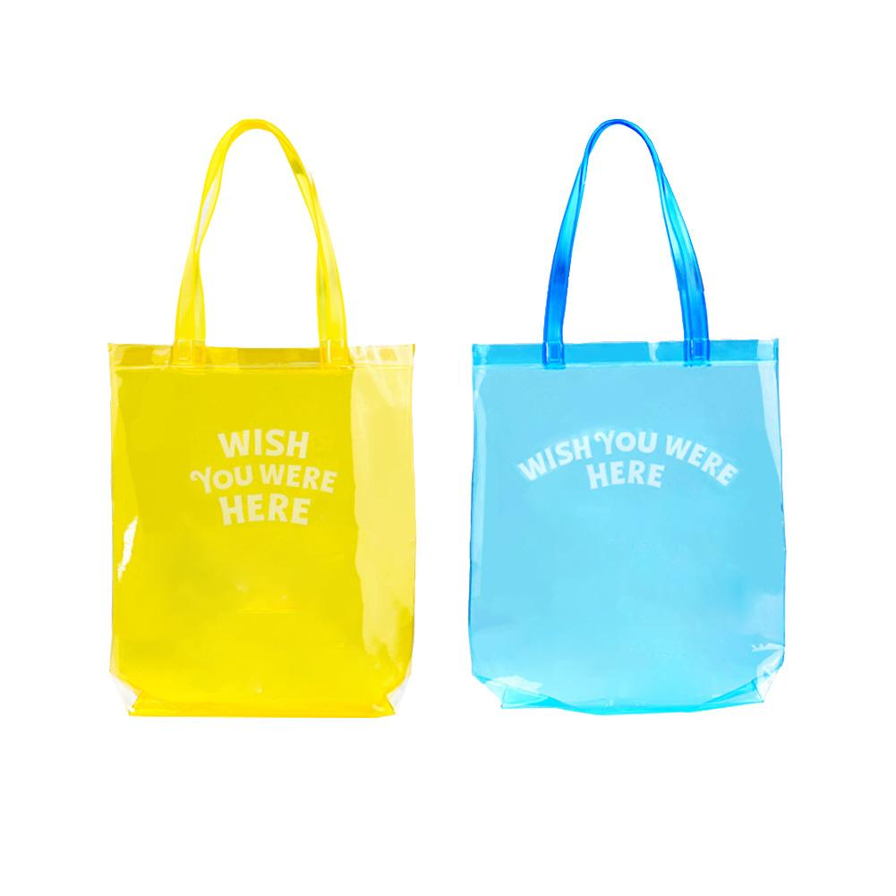 Fashion Cute Jelly Shoulder Bag Plastic Summer Beach Shopping Bags Handbag Casual Tote For Ladies Women Female Totes Handbags in Top Handle Bags from Luggage Bags