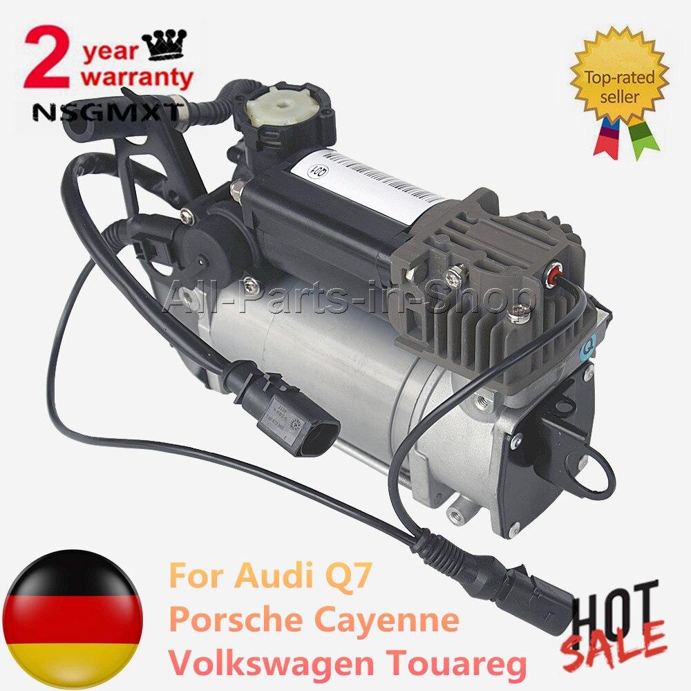 Компрессор пневматическая подвеска насос для Audi Q7 4L Porsche Cayenne Volkswagen Touareg 7L8616006D 7L0616007H 3,6 4,2 3,0 6,0