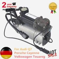 AP01 Compressor Air Suspension Pump For Audi Q7 4L 7L0616007H 3.6 4.2 3.0 6.0