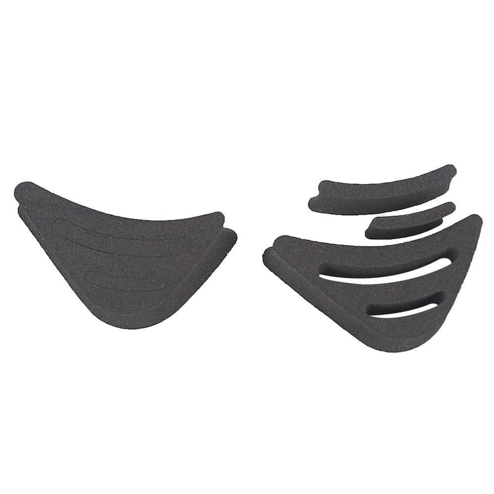 Modna poduszka z gąbki przeciwbólowej stopa przednia pół jardów buty podkładki górna wtyczka akcesoria do butów wkładka miękka wygodna poduszka