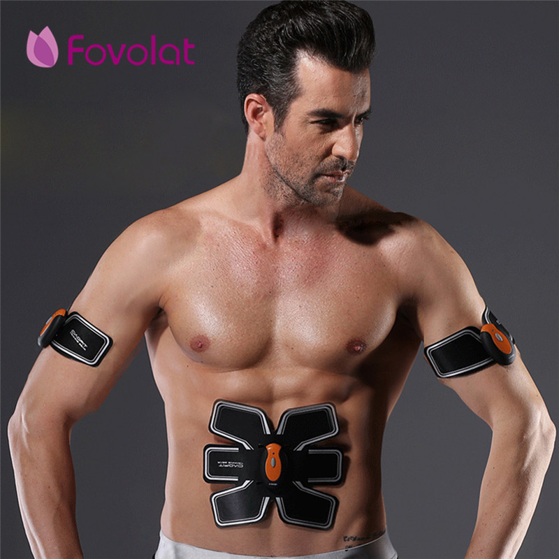 Unité de Massage rechargeable masseur électrique sans fil unité de dizaines électrothérapie soulagement des douleurs dorsales ABS Fit stimulateur musculaire masseur
