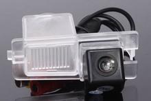 Ccd cámara del revés del coche para Ssangyong Rexton Kyron trasera de copia de seguridad que invierte el Kit aparcamiento visión nocturna resistente al agua envío gratis