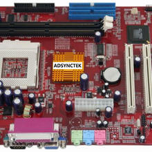SDRAM 8601T Mainboard-Socket CPU New for VIA 370/P3/Cpu/.. 686B Original