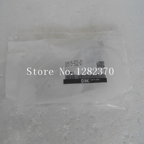 [SA] New Japan genuine original SMC solenoid valve SY513-5DZ-01 spot --2PCS/LOT new original solenoid valve sy3120 5dz m5