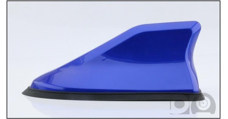 蓝色ABS塑料