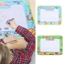 1set 80x60cm Colorful Doodle Painting Drawing Board Preschool Tool for Kids Toy Educational Toys For Children Creativity Kids