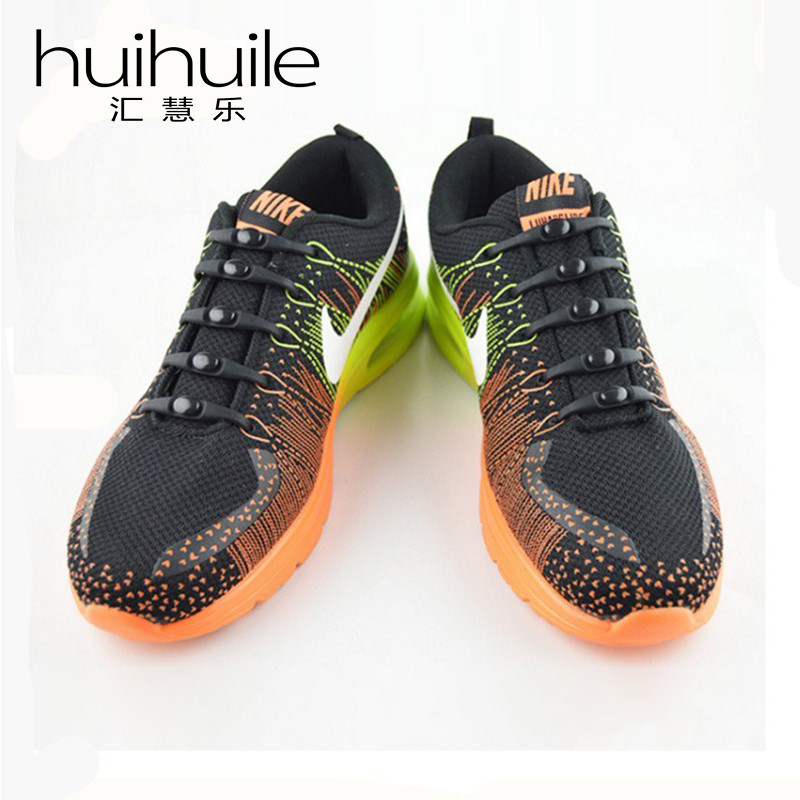 12Pcs/Lot New Design Hot Sale Creative Unisex Women Men Athletic Running No Tie Shoelaces Elastic Silicone Shoe Lace TH-V2 best price mgehr1212 2 slot cutter external grooving tool holder turning tool no insert hot sale brand new