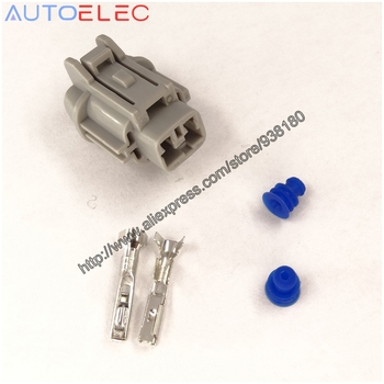 100kit 2Pin way automotive waterproof ABS Speed Sensor connector 47910-2Y000 PBT for Tyco TE AMP INFINITI NISSAN