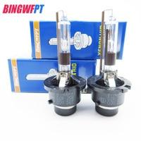 2pcs Lot D2R 85126 4300K 85126WX 6000K Xenon Bulb 35W 12V Headlight For VW Audi