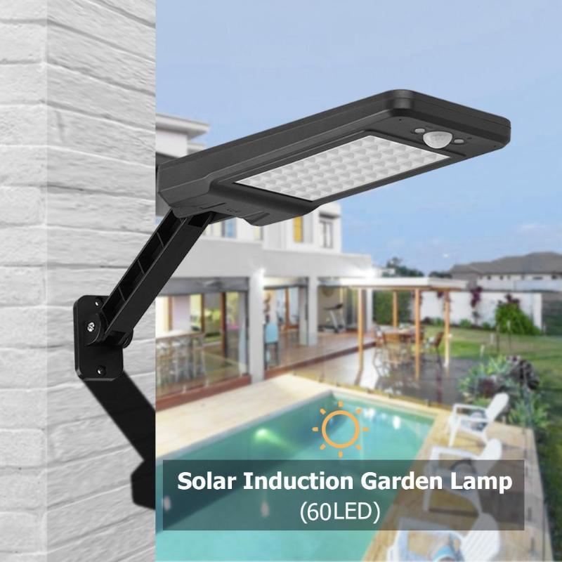 livre lâmpada controle remoto regulável lâmpada parede para jardim garagem luz rua