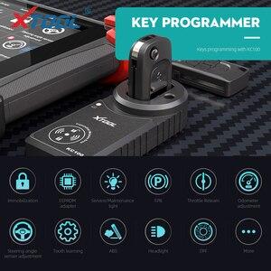 Image 4 - XTOOL herramienta de diagnóstico automotriz PS90 OBD2 para coche, con programador de llaves, Correctio odómetro, EPS, compatible con varios modelos de coche con Wifi/BT