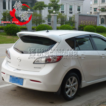 Fit for mazda 3 MPS  ABS  spoiler rear wing