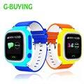 GPS Q90 Сенсорный Экран WIFI Smart Watch Дети Расположение Finder устройство Трекер Малыш Сейф Анти Потерянный Монитор наручные PK Q80 Q60