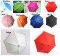 Muchos colores paraguas para uso general cochecito del paraguas ligero cochecito de bebé