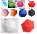 many colors umbrella for light baby stroller general use stroller umbrella