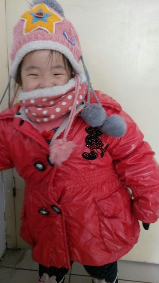 ახალი წრე ზამთრის შარფი - ტანსაცმლის აქსესუარები - ფოტო 5
