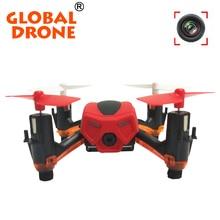 Global Drone GW008C 2.4G Micro Quadcopter Remote Control Skull Mini Quadcopter with LED light VS Cheerson CX-10C FQ777