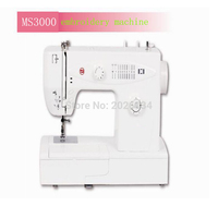 MS3000 Domestic Computerized Sewing&Embroidery Machine,Complete Strong Metal Body,Built in Over 3000 Pattern