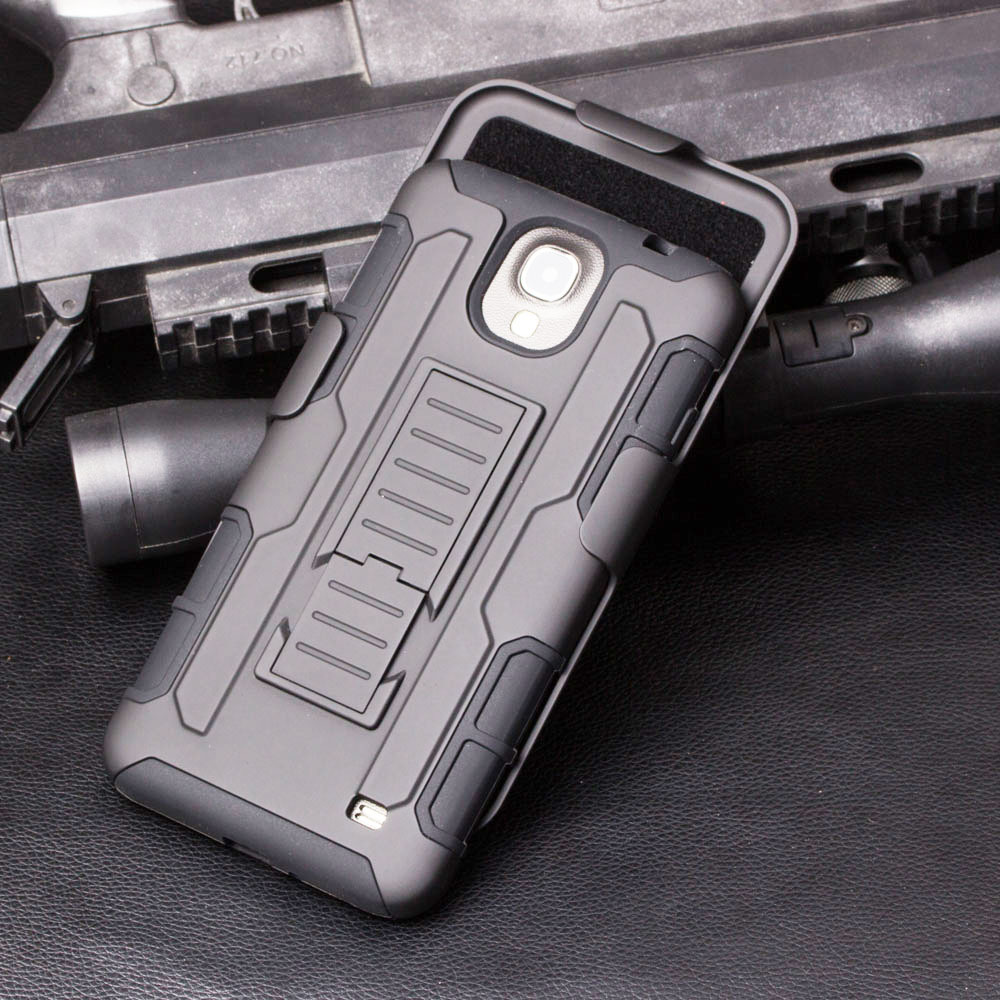 outlet store ad1e9 cec03 US $4.99 |Future Impact Holster Belt Clip Hard Case for Samsung Galaxy Mega  2 G750A G750F G7508Q Protective Phone Cover Case + Gift on Aliexpress.com  ...
