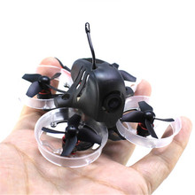 HB64 64mm 1S Brushless RC FPV Racing Drone BNF W/ F3 OSD 5A BLHeli_S Dshot 25mW 48CH 600TVL FS-RX2A Receiver Mini Multirotor