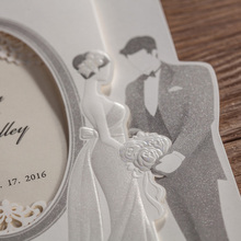 30 Beautiful and Elegant Wedding Invitations