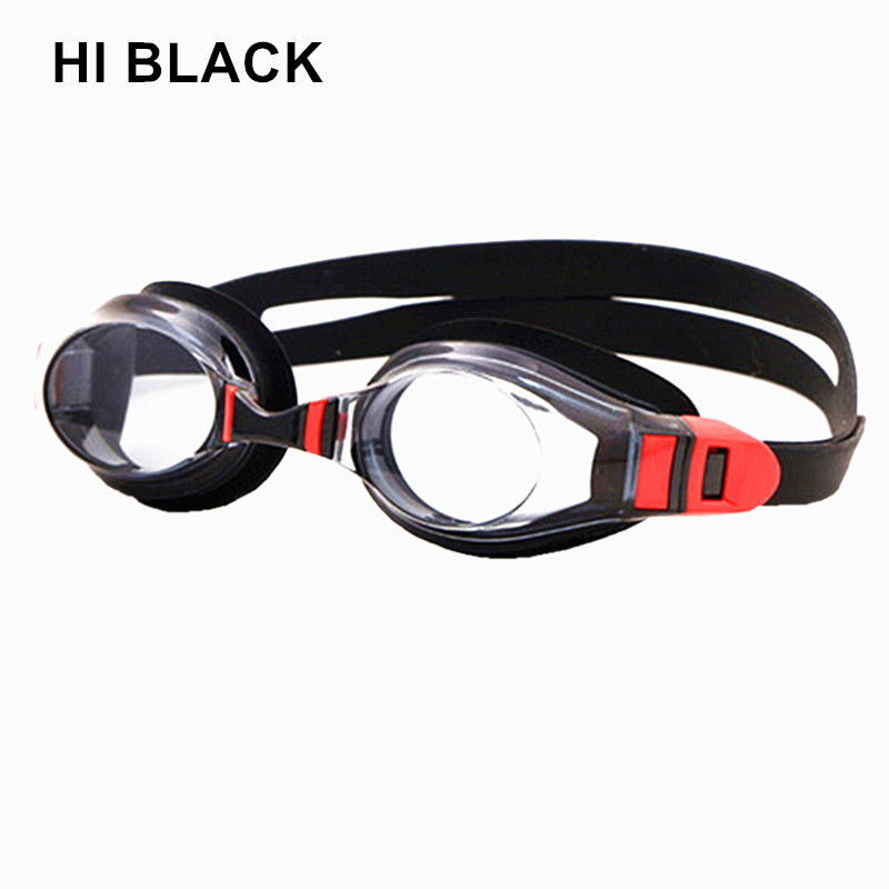 31f7019cd0 Optical Swimming goggles Myopia Swimming goggles Silicone Anti-fog Coated  Water diopter Prescription Swimming glasses Eyewear