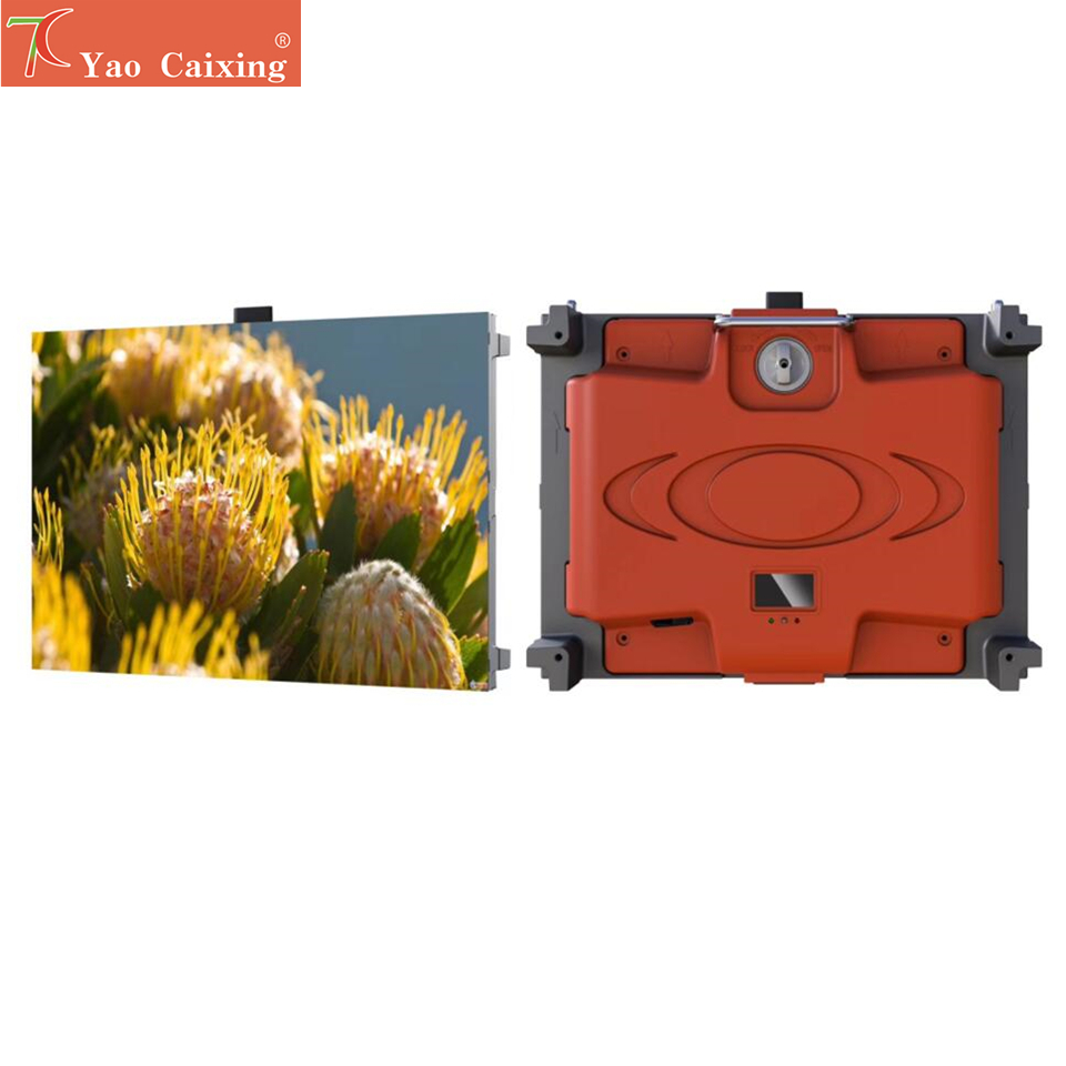 SMD1515 Dot Matrix P1.9 RGB LED Advertising Led Screen Die Cast Aluminum Cabinet Board  High Resolution Hub75 Led Display Tv